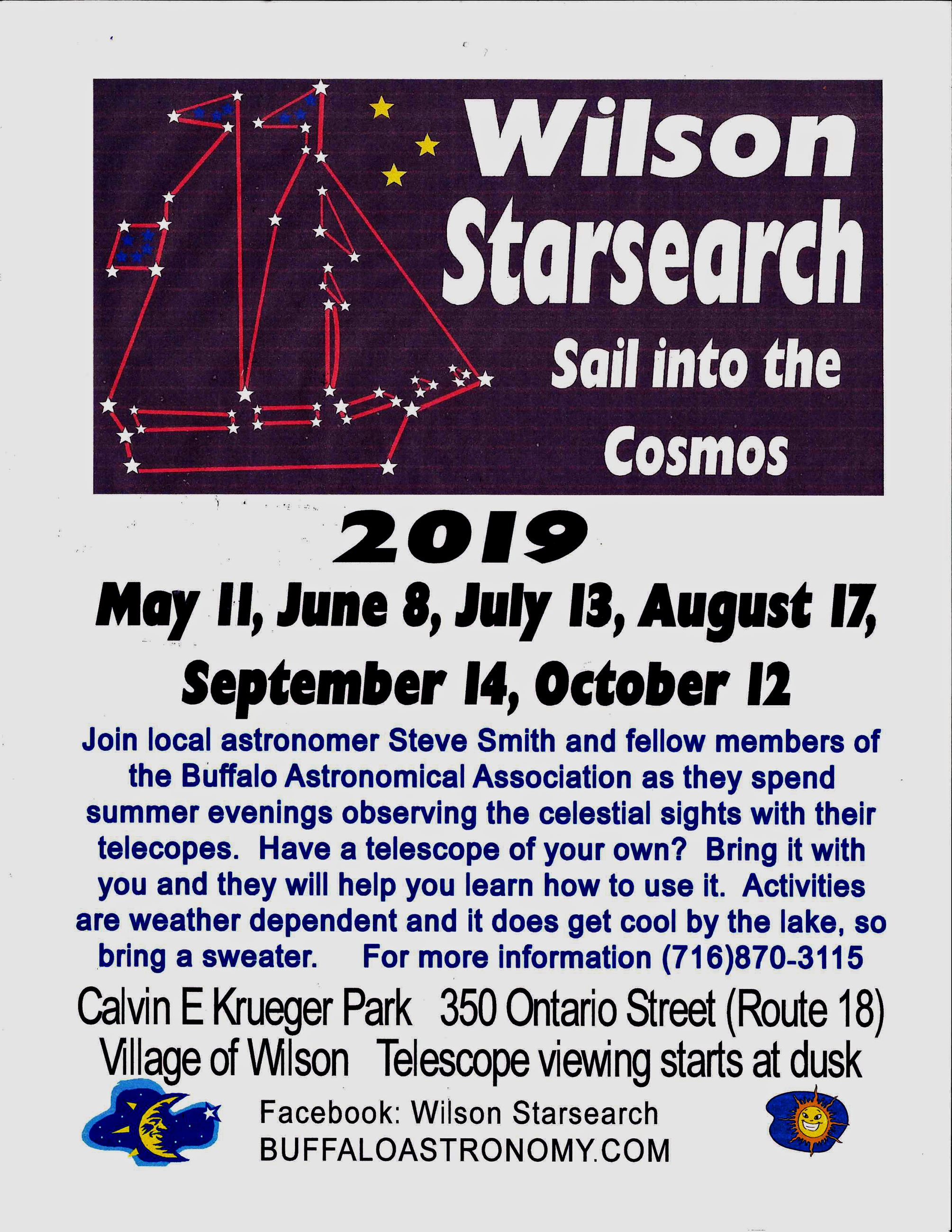 Starsearch 2019-1